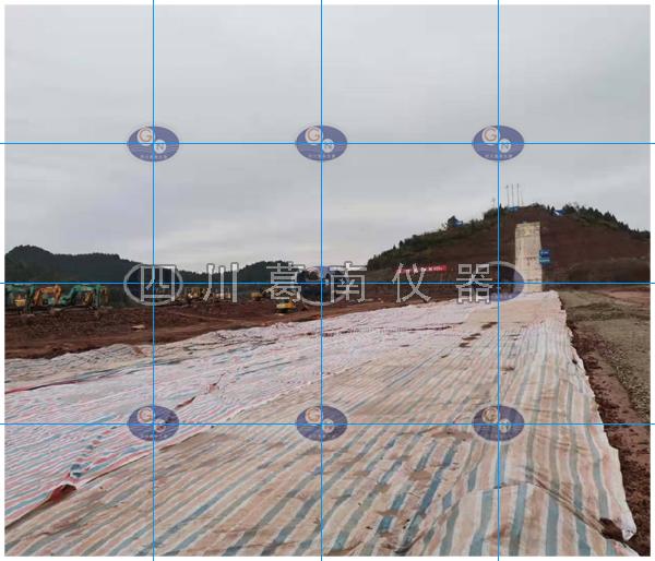 粘土心墙坝安全监测仪器渗压计埋设方法