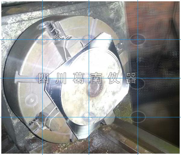 【四川葛南】强制对中基座生产及安装实物
