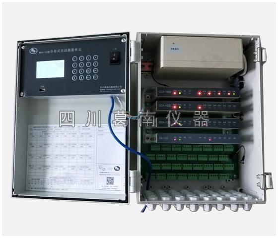 MCU-32 型分布式模块化自动测量单元