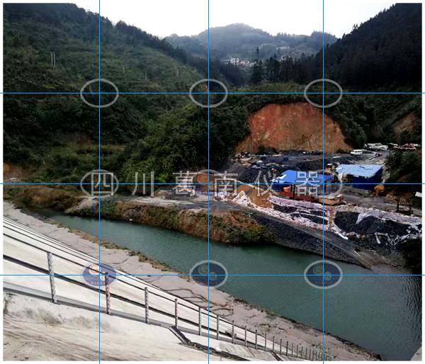 文山州西畴县南昌水库大坝安全监测仪器埋设及安装