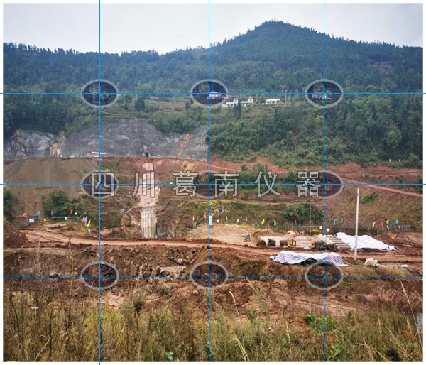 中型水库安全监测仪器布设方法