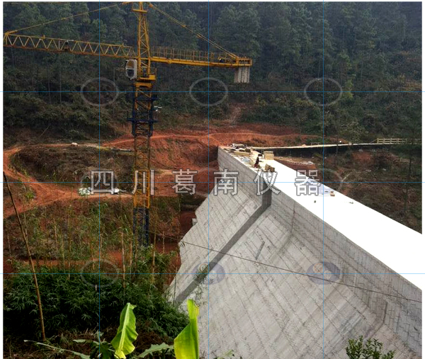 新津县相思湖工程安全监测仪器埋设及安装