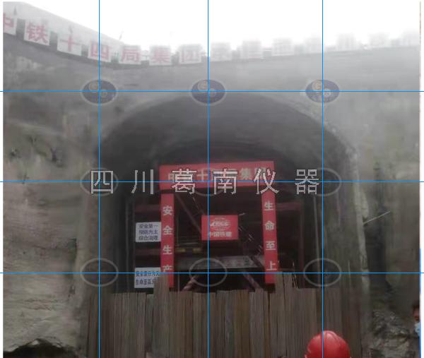 水电站隧洞安全监测仪器埋设及安装