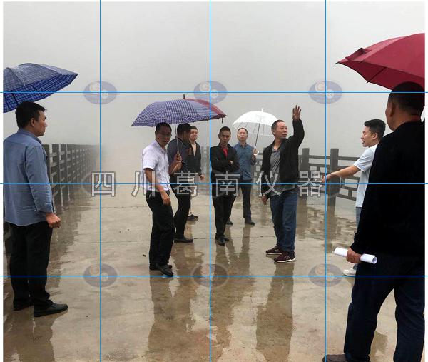 重庆市綦江区拱桥水库工程安全监测分为三个阶段:施工期、初蓄期、运行期。