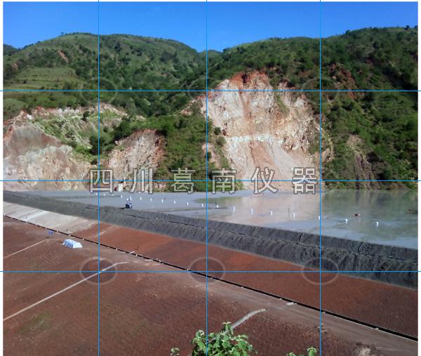 西昌会理某尾矿库安全监测仪器埋设及安装