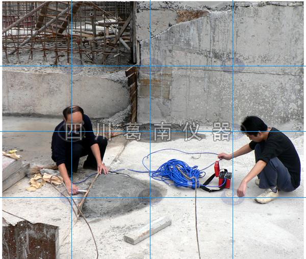 重庆门坎滩电站大坝安全监测仪器埋设及安装