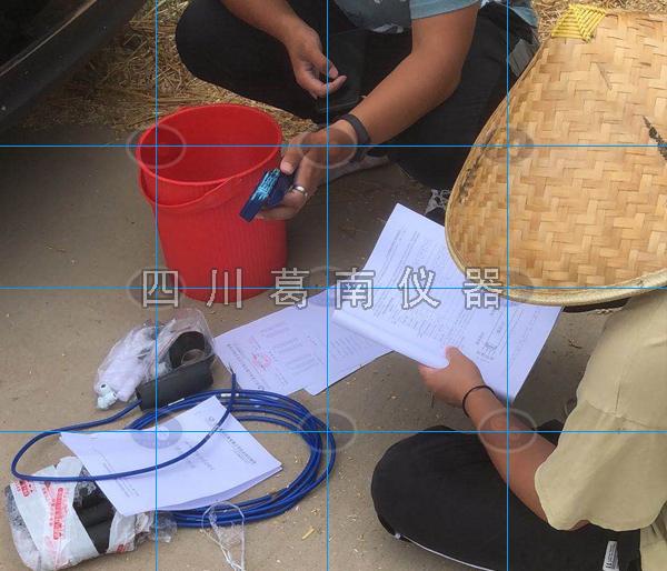 堤防安全监测仪器埋设及安装