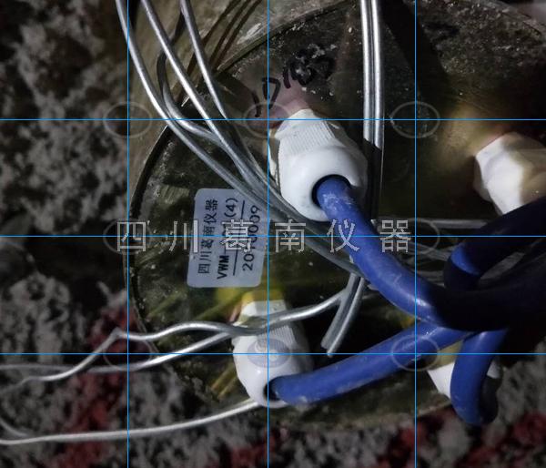 VWMM振弦式多点位移计安装方法及使用说明