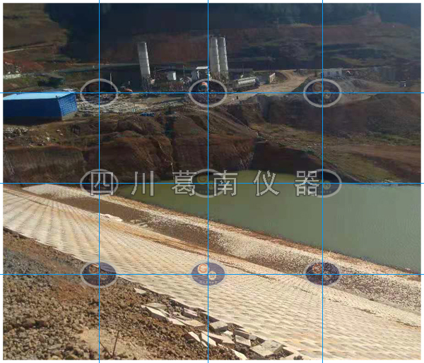 鲁甸县滴水海子水库大坝安全监测仪器埋设及安装后