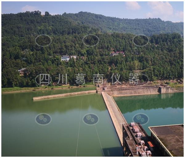 阆中罗家滩水电站增设大坝安全监测仪器