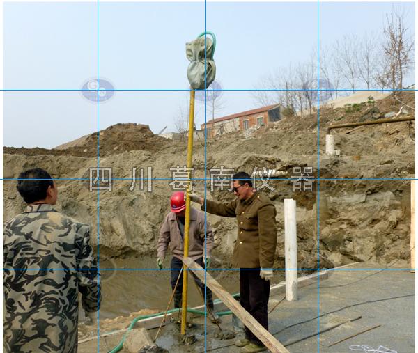 广州市南沙万顷沙联围十八涌西水闸安全监测仪器埋设及安装