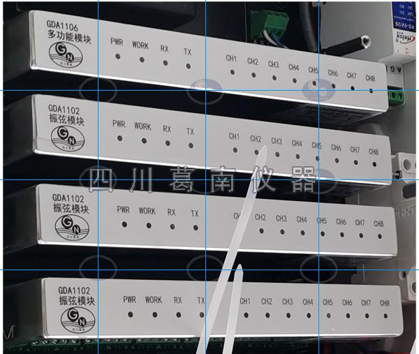 【四川葛南】分步式自动测量单元GDA系列模块参数对照表