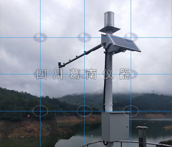 重力坝水情测报系统