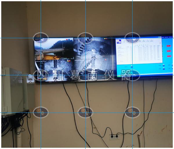 水库水情测报与大坝安全监测和闸门启闭设备综合简易平台
