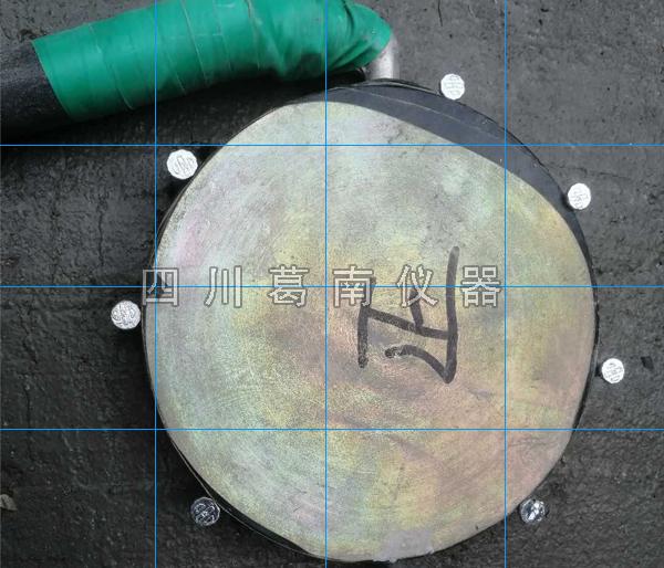 压力计安装方法(土压力计和混凝土应力计安装方法)和埋设考证表