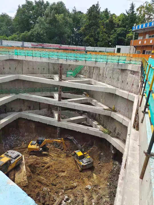 深基坑支护工程的监测技术