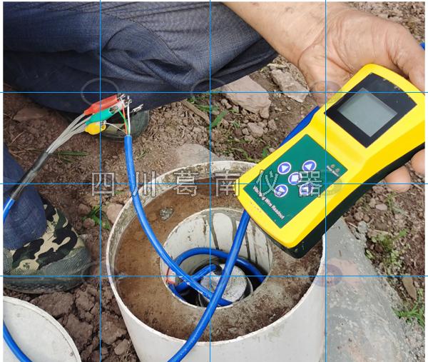 [四川葛南仪器]测压管亚博滚球手机埋设四步骤【图片展示】
