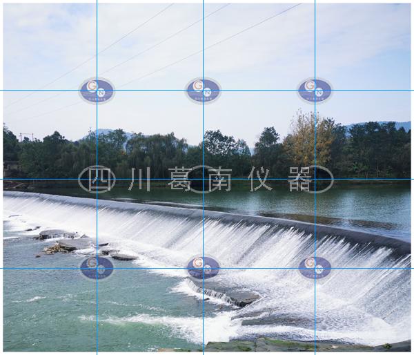 水电站取水口下泄生态流量在线监测系统