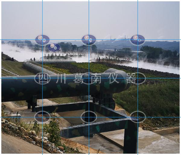 工业园区入河排污口计量设施安装及应用