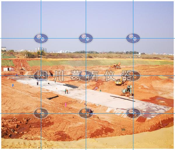 液压升降坝安全监测仪器埋设及安装
