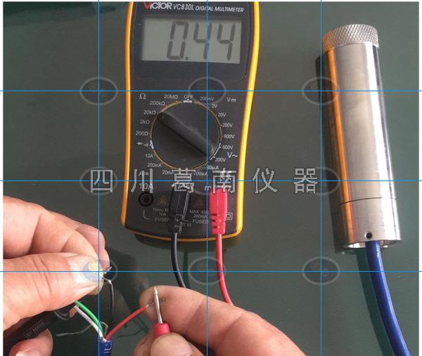 振弦式传感器埋设故障分析方法