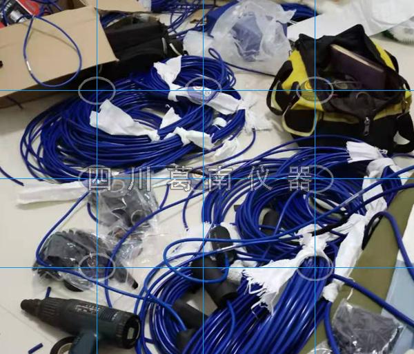 多种传感器现场焊接