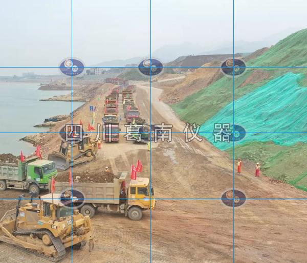 大量安全监测仪器在大藤峡水利枢纽工程上应用