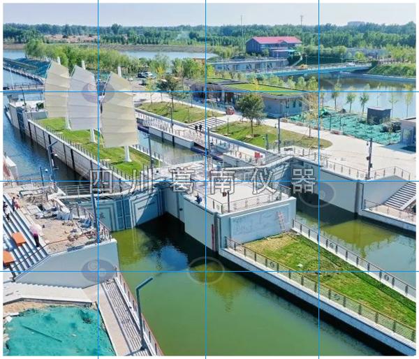 北京市通州区潞城镇云帆路北运河甘棠船闸安全监测仪器施工