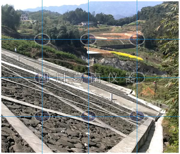 水库初蓄水期大坝安全监测仪器调试中