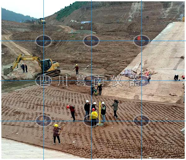 白鹤林水库大坝安全监测仪器施工