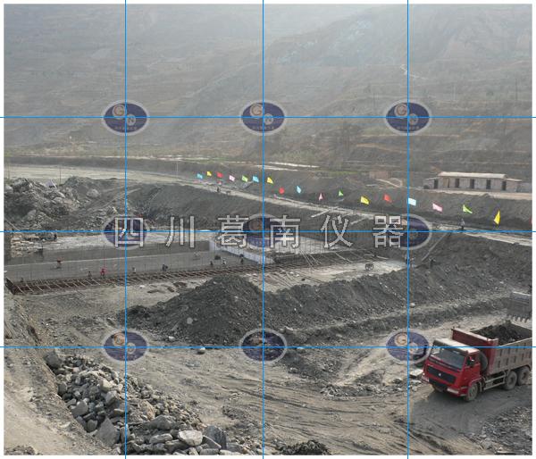 甘肃汉王水电站安全监测仪器埋设及安装