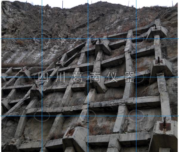 汶川姜射坝电站边坡稳定监测仪器埋设及安装