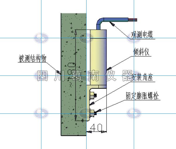 【四川葛南仪器】ELT-30型倾斜仪