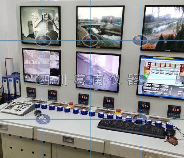 河道闸门自动化启闭系统