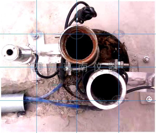 双金属标以及双金属标的安装方法