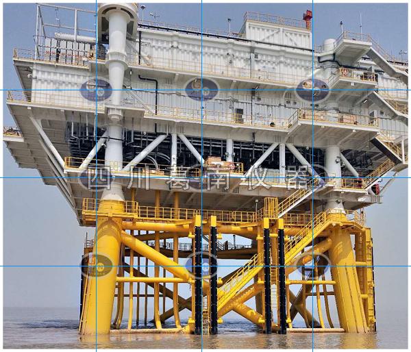 海上升压站安全监测仪器埋设清单及安装实例