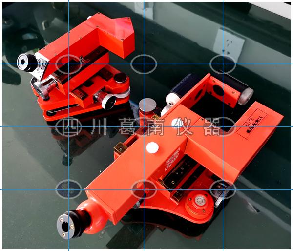 CG-2A垂线仪和CG-3垂线仪出厂检测中