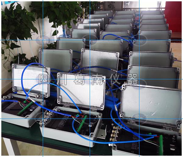 【四川葛南仪器】GDA系列自动化采集设备产品使用说明书
