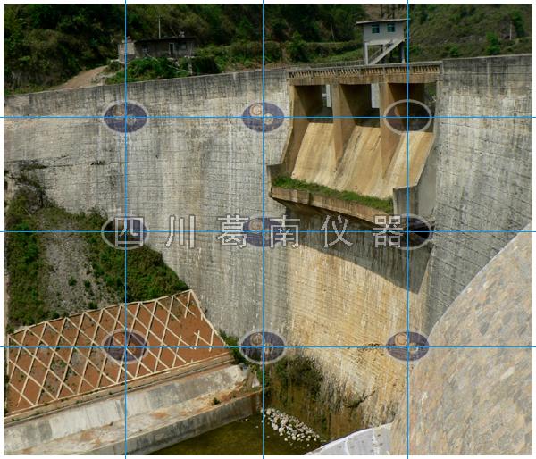 贵州八河水库除险加固增设大坝安全监测仪器