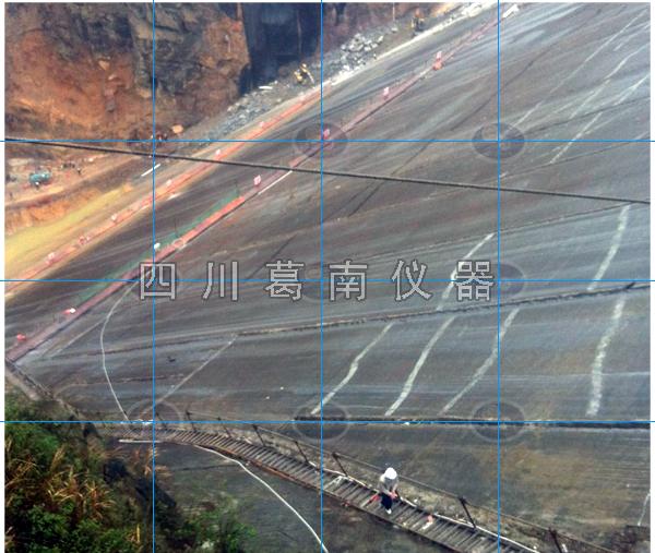 湖南白云水库大坝除险加固工程埋设和安装各类安全监测仪器