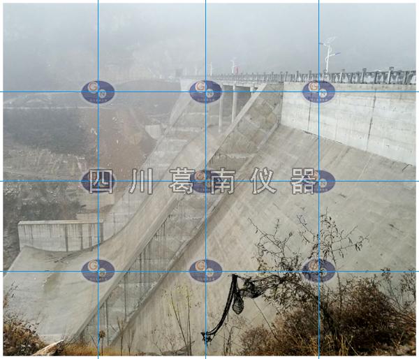 河南省修武县白龙潭水库大坝安全监测仪器施工