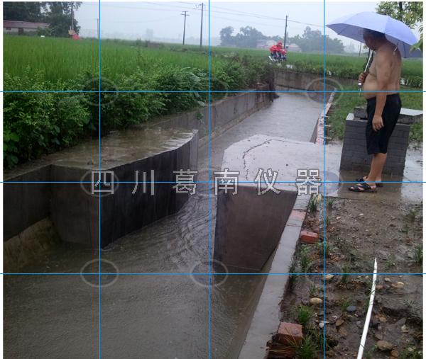 灌区的计量设施