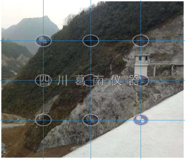 云南省威信县回凤水库大坝安全监测仪器埋设及安装