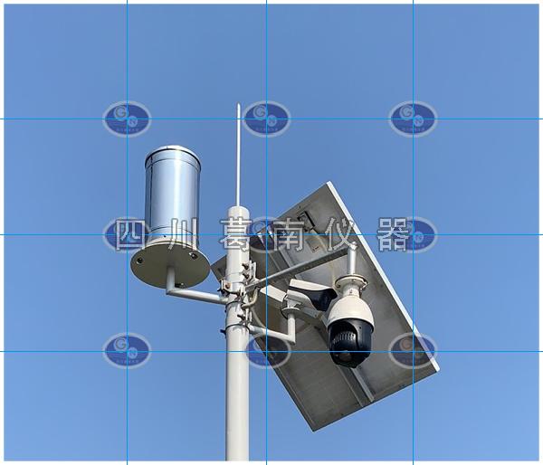 【四川葛南仪器】水库动态预警监测系统建设与安装