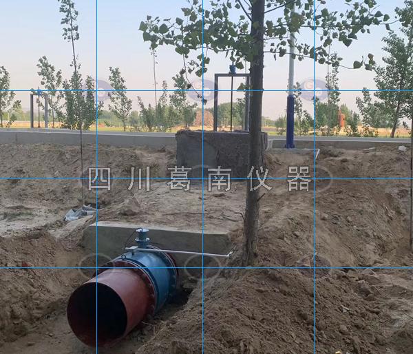 明渠放水洞流量监测仪(非满管实时监测)