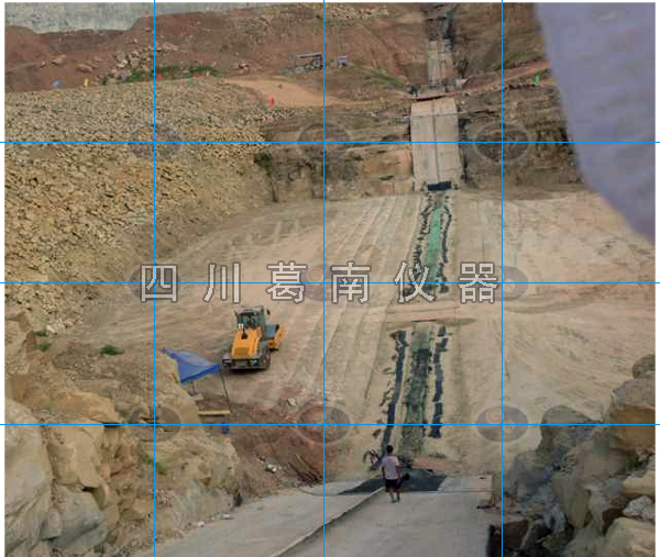 巴中天星桥水库大坝安全监测仪器埋设及安装