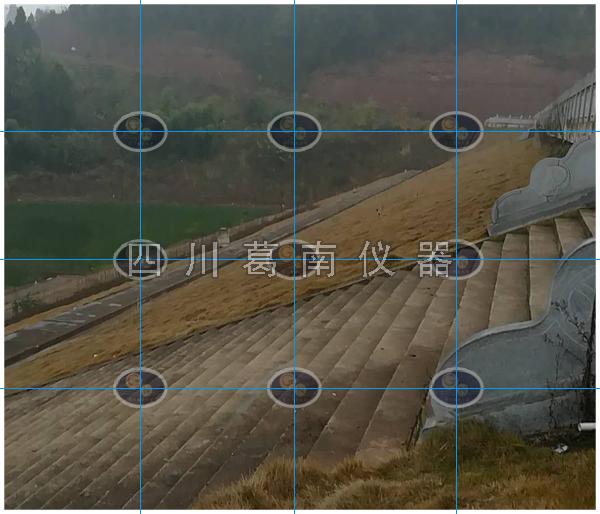 文家沟水库大坝安全监测仪器埋设及安装