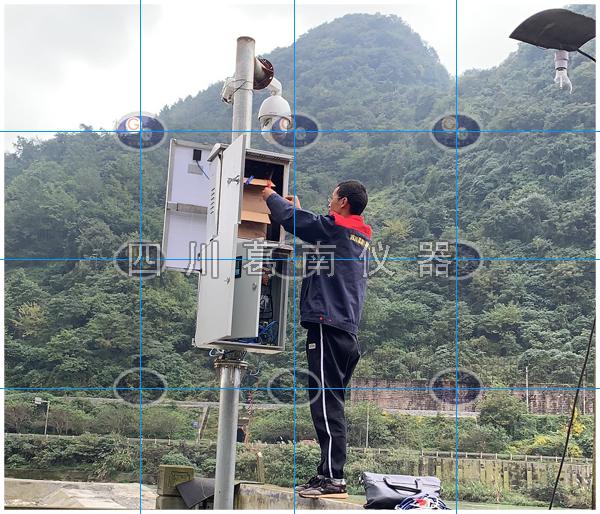 水电站河道下泄流量在线监测系统建设