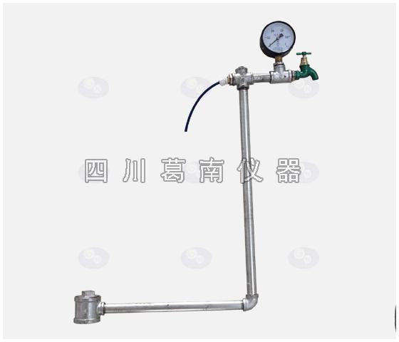 廊道测压管压力表设备