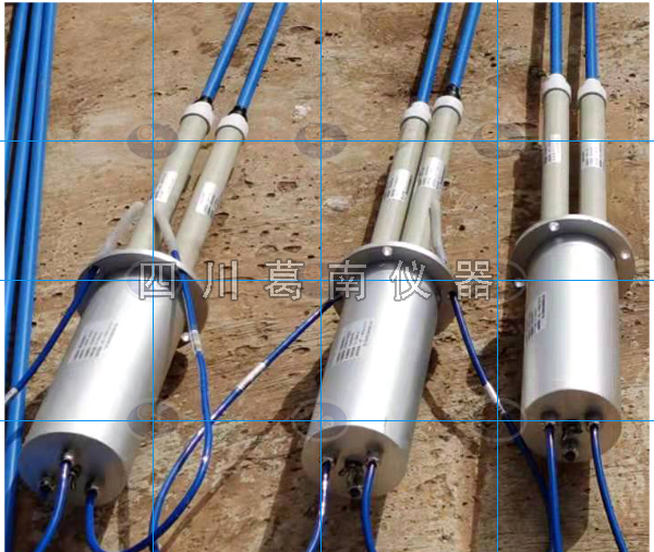 泵站基础沉降多点位移计安装
